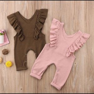 Other - Baby Girl jumpsuit